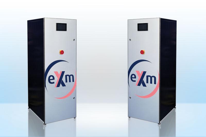 eXergiemaschine