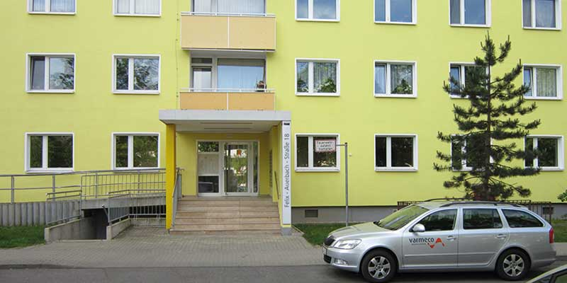 07747 Jena Felix-Auerbach-Strasse