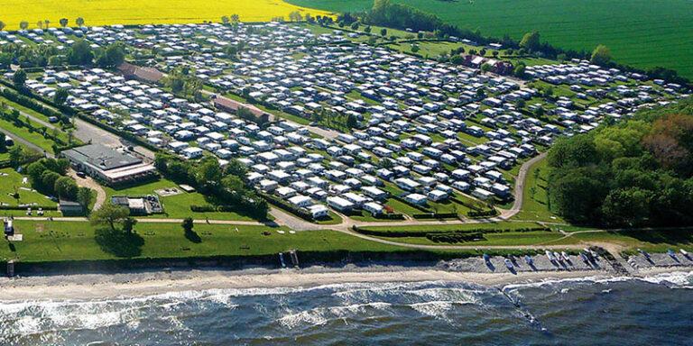 Campingplatz Rosenfelder Strand