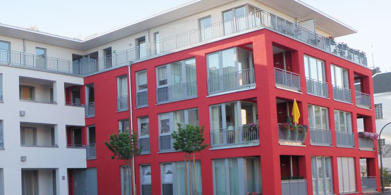 44309 Dortmund Neubau barrierefreies Wohnen