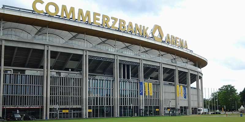 60528 Frankfurt Commerzbankarena