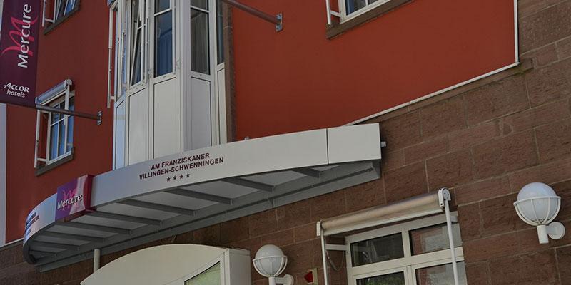 Villingen-Schwenningen - Mercure Hotel