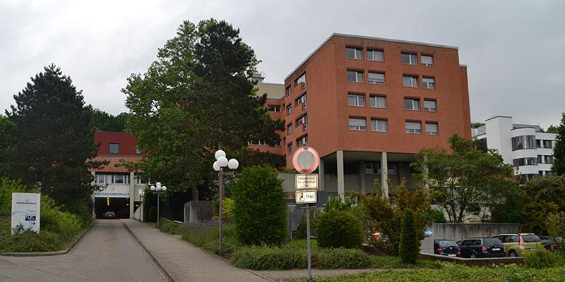 79312 Emmendingen Klinikum