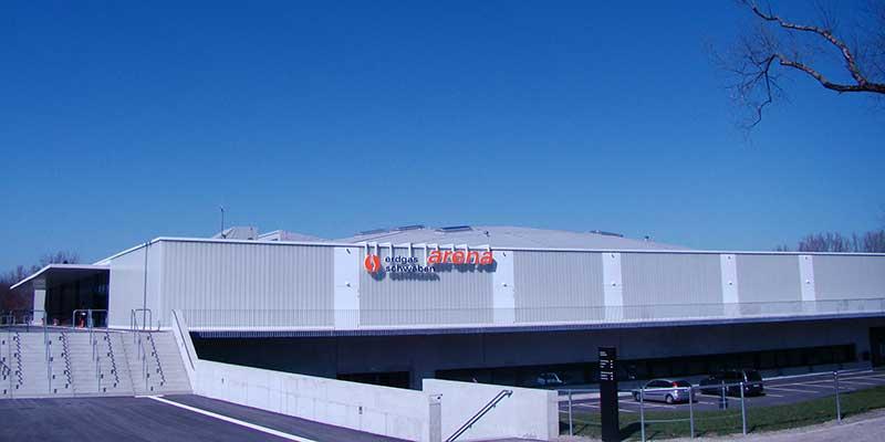 87600 Kaufbeuren Eisstadion