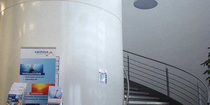 87600 Kaufbeuren varmeco-Firmengebäude